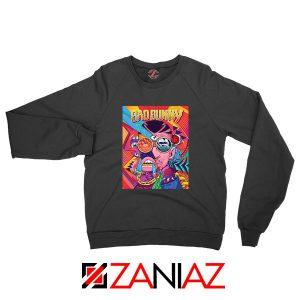 Bad Bunny Concert Poster Sweatshirt