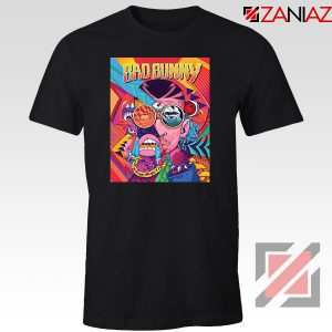 Bad Bunny Concert Poster Tshirt