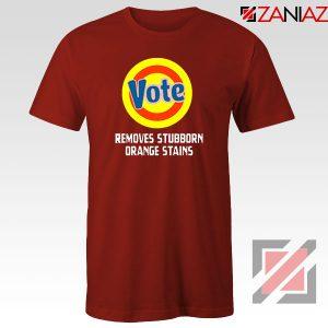Best Anti Trump Red Tshirt