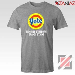 Best Anti Trump Sport Grey Tshirt