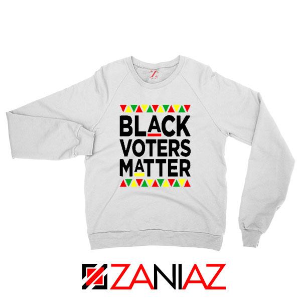 Black Voters Matter Sweatshirt