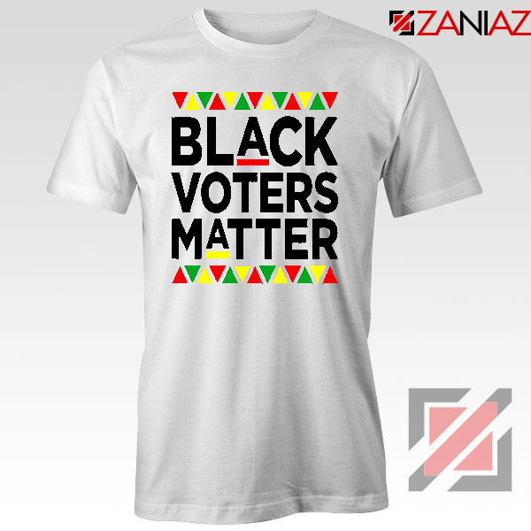 Black Voters Matter Tshirt