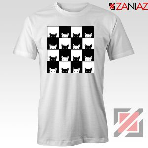 Black White Kittens Tshirt