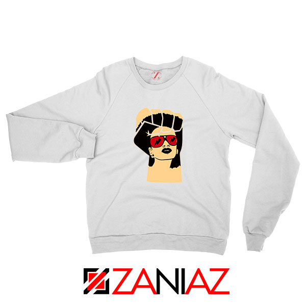 Black Woman Power Sweatshirt