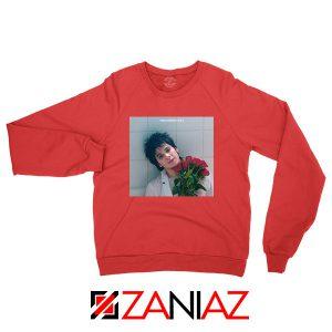 Braeden Wallows Red Sweatshirt