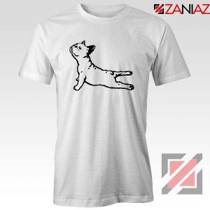 Bulldog Yoga Pose Tshirt