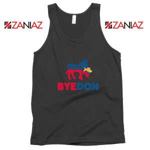 Bye Don 2020 Black Tank Top