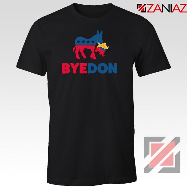 Bye Don 2020 Black Tshirt