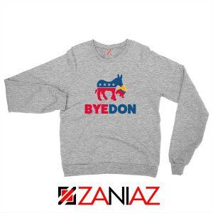 Bye Don 2020 Sport Grey Sweatshirt