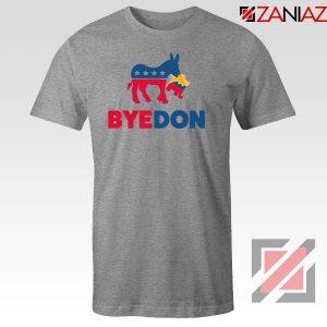 Bye Don 2020 Sport Grey Tshirt