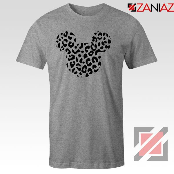 Cheetah Mickey Sport Grey Tshirt
