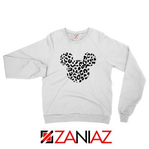 Cheetah Mickey Sweatshirt