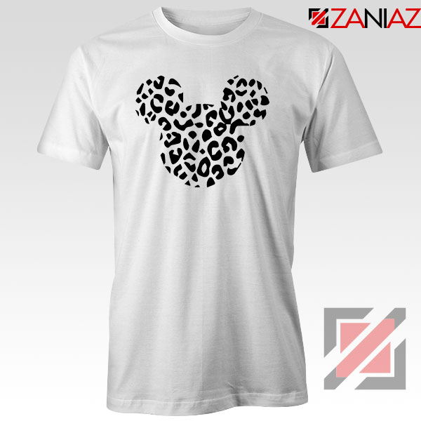 Cheetah Mickey Tshirt