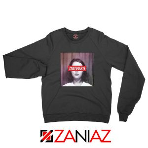 Clairo Drive85 Black Sweatshirt