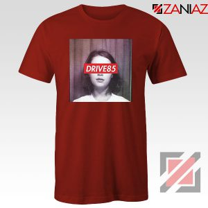 Clairo Drive85 Red Tshirt