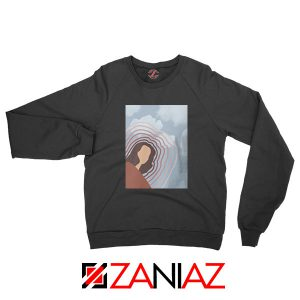 Clairo Singer Art Sweatshirt