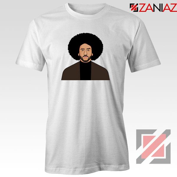 Colin Kaepernick Portrait Tshirt