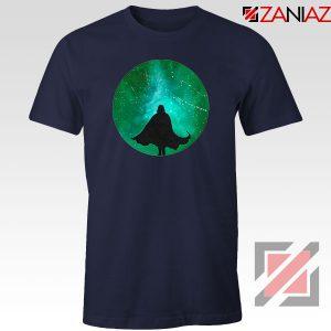 Darth Vader Space Navy Blue Tshirt