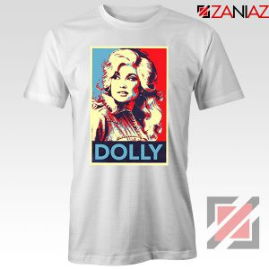 Dolly Parton White Tshirt