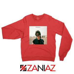 Dylan Wallows Red Sweatshirt