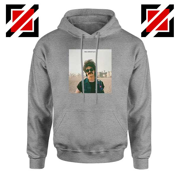 Dylan Wallows Sport Grey Hoodie