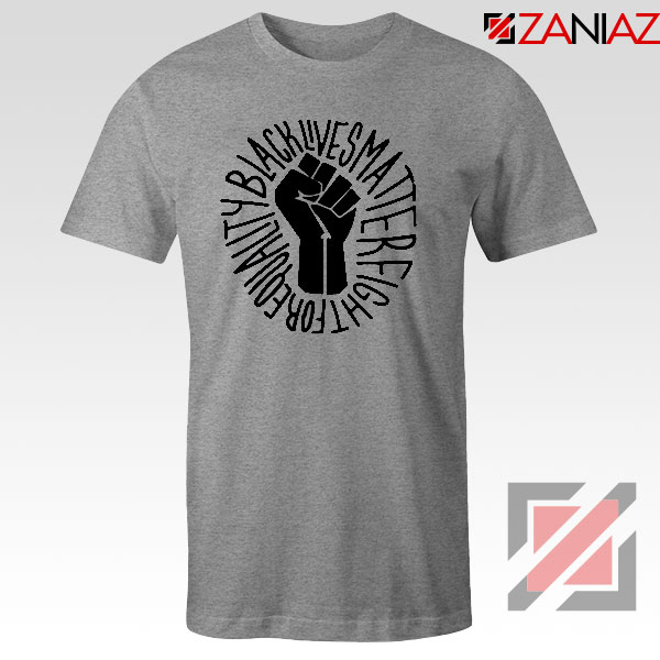 Fight For Equality Sport Grey Tshirt