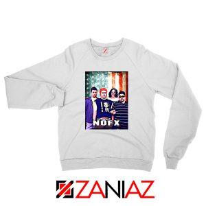 Flag America Nofx Sweatshirt