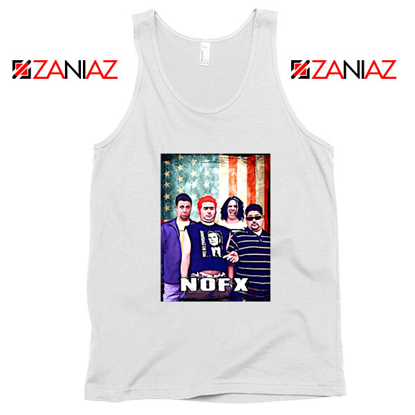 Flag America Nofx Tank Top