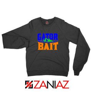 Gator Bait Black Sweatshirt