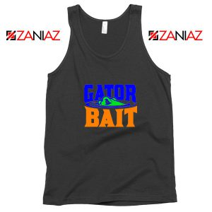 Gator Bait Black Tank Top