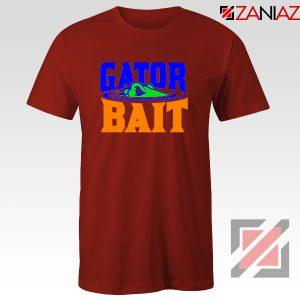 Gator Bait Red Tshirt
