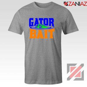 Gator Bait Sport Grey Tshirt