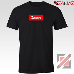 Gators College Sports Black Tshirt