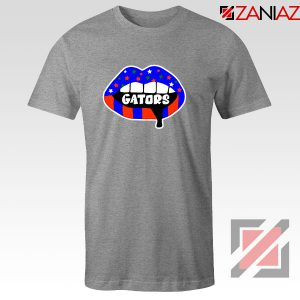 Gators Lips Sport Grey Tshirt