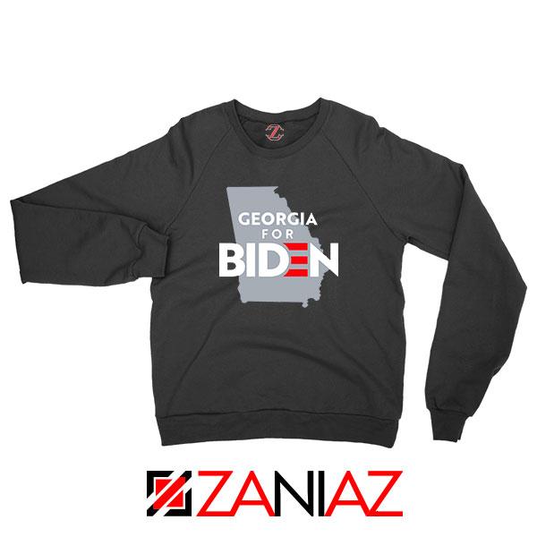 Georgia for Joe Biden Sweatshirt