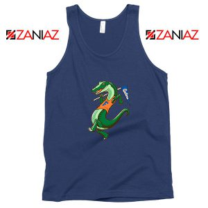 Go Gators Navy Blue Tank Top
