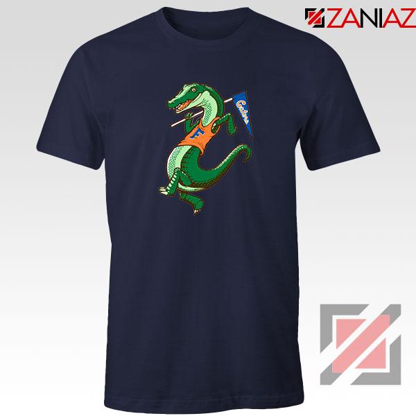 Go Gators Navy Blue Tshirt
