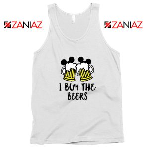 I Buy The Beers Tank Top