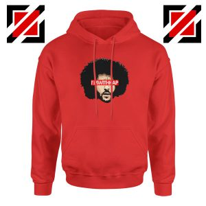 I am With KAP Red Hoodie