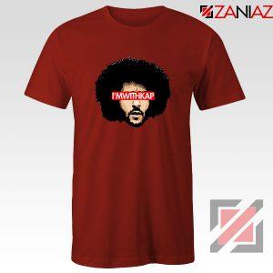 I am With KAP Red Tshirt