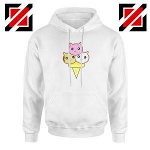 Ice Cream Kitties Hoodie