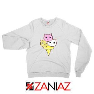 Ice Cream Kitties Sweatshirt