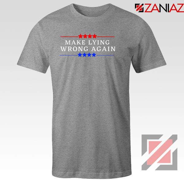 Impeach Trump Sport Grey Tshirt