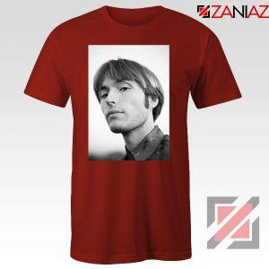 Jacob Ogawa Indie Singer Red Tshirt