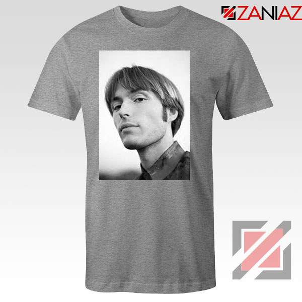 Jacob Ogawa Indie Singer Sport Grey Tshirt