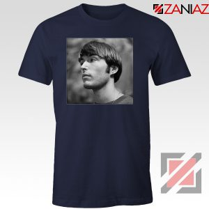 Jacob Ogawa Singer Navy Blue Tshirt