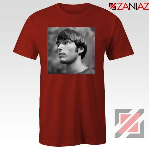 Jacob Ogawa Singer Red Tshirt
