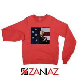 Joe Biden 2020 Red Sweatshirt