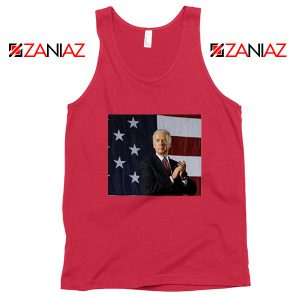 Joe Biden 2020 Red Tank Top