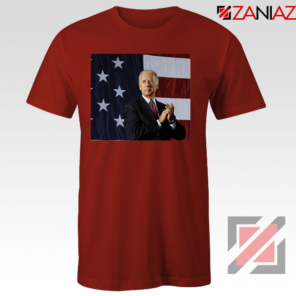 Joe Biden 2020 Red Tshirt